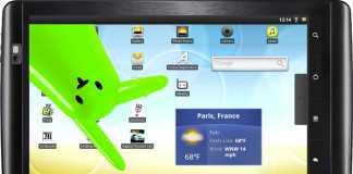 Archos 101 Internet Tablet : Fiche Technique Complète 1