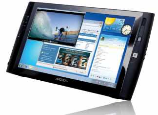 ARCHOS 9 PC Tablet  1