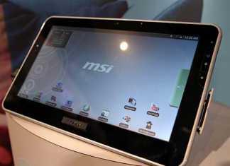 MSI WindPad 110W : Fiche Technique Complète 1