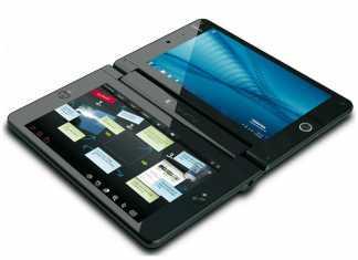 Toshiba Libretto W100 : Fiche Technique Complète 1