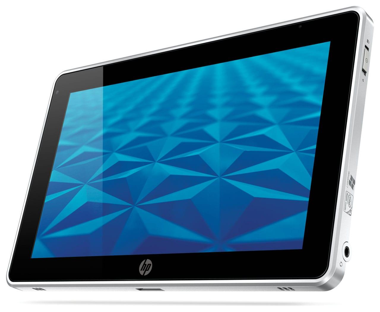 HP Slate 500 TabletPC : Fiche Technique Complète