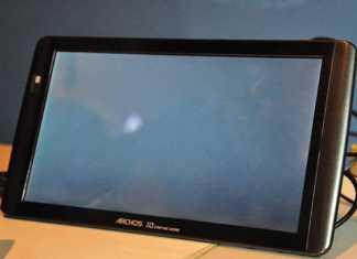 Test et avis complet Archos 7 Home tablet