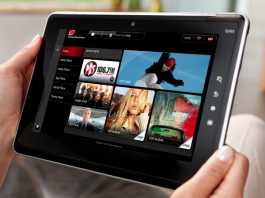 Toshiba MarketPlace : démonstration Tablette Folio 100