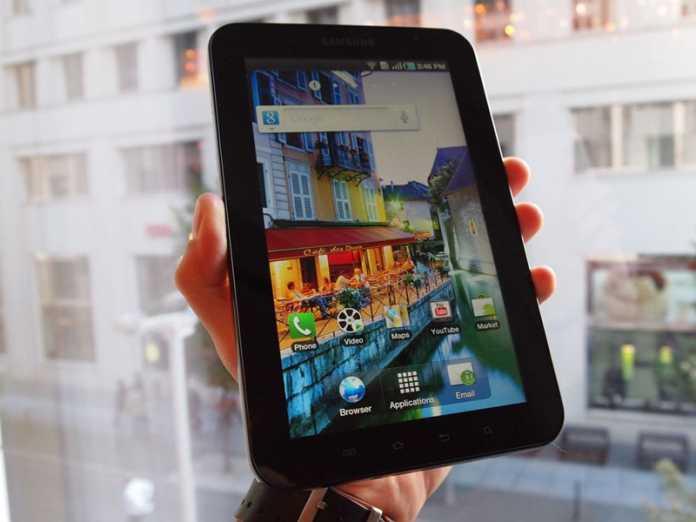 Samsung annonce 600 000 Galaxy Tab vendues