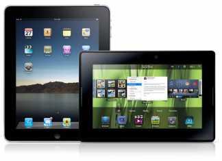 RIM (Blackberry) tacle Apple dans une publicité