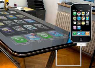 Table Tactile pour iPhone et iPad ? 3