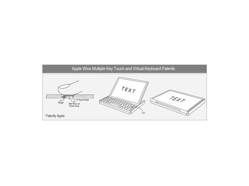 Tablette Tactile iPad MacBook en prévision ?