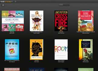 Librairie en ligne : Amazon Kindle for the web en réponse à Google eBooks 3