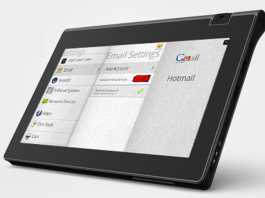Notion Ink Adam : une nouvelle tablette tactile révolutionnaire 2