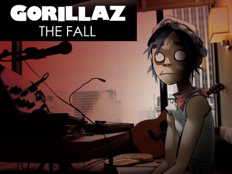 Gorillaz sort un album gratuit enregistré sur iPad