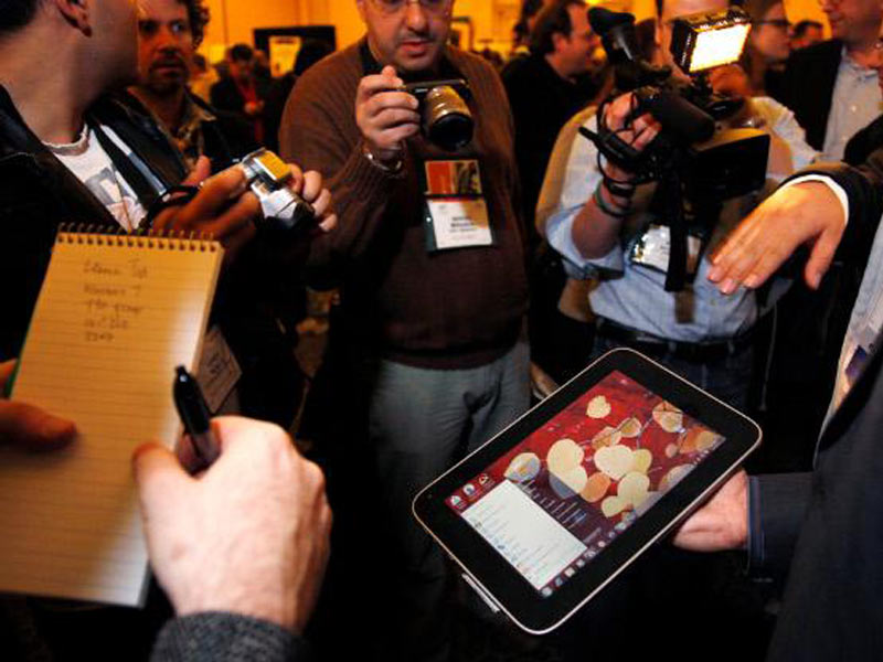 CES 2011 : Bilan prometteur pour les tablettes tactiles après le salon de Las Vegas