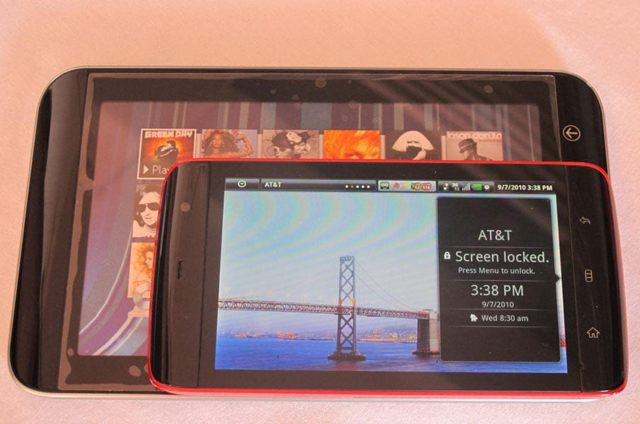 CES 2011 : Dell annonce sa nouvelle tablette tactile, la Dell Streak 7