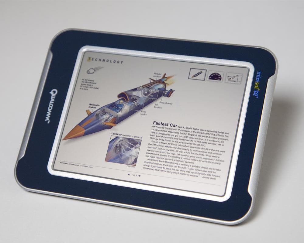 CES 2011 : Une année de transition concernant les E-books reader