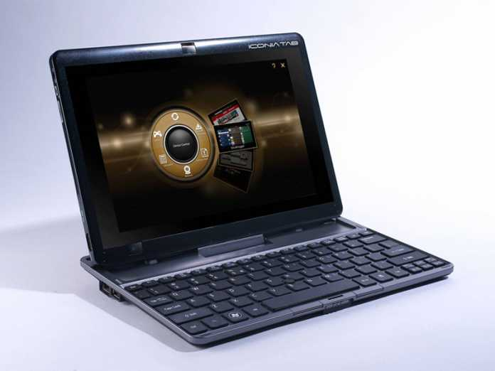 Acer Iconia Tab W500 : Fiche Technique Complète 3