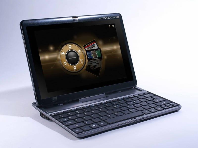 Acer Iconia Tab W500 : Fiche Technique Complète