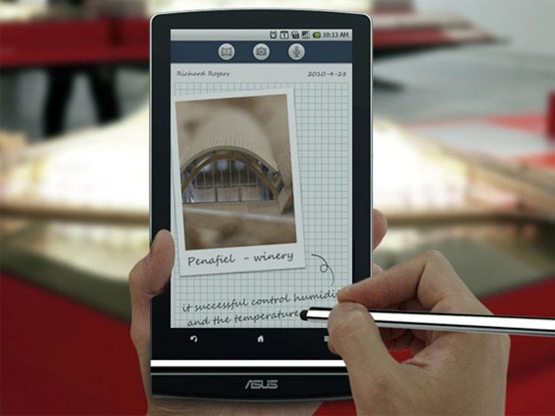 Asus EeePad MeMO: Fiche Technique Complète