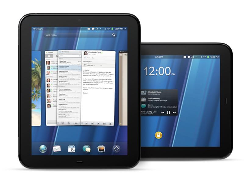 HP TouchPad : Fiche Technique Complète TouchPad