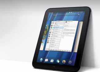 HP TouchPad : Fiche Technique Complète TouchPad 9