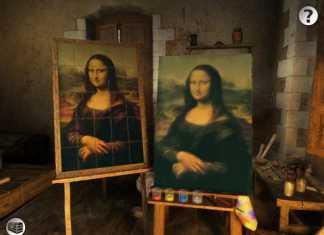 "Jeu d'énigmes sur iPad : ""Secrets of Da Vinci: le Manuscrit Interdit"" enfin disponible en Français 4"