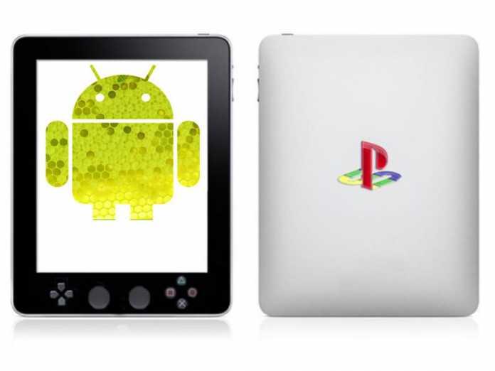 Tablette Sony S1 sous Android HoneyComb Certifiée