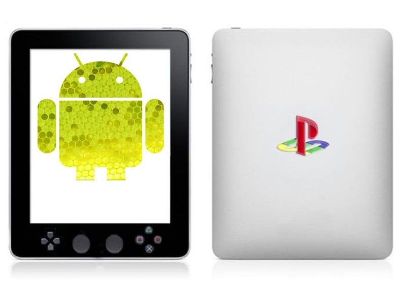 Tablette Sony S1 sous Android HoneyComb Certifiée «PlayStation Suite» en prévision ?