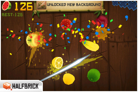 sage fruit fruit ninja games