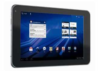 LG annonce sa tablette 3D Optimus Pad (G-Slate) au salon de Barcelone 1