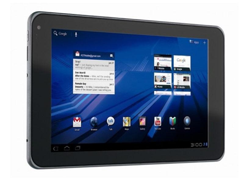 LG annonce sa tablette 3D Optimus Pad (G-Slate) au salon de Barcelone