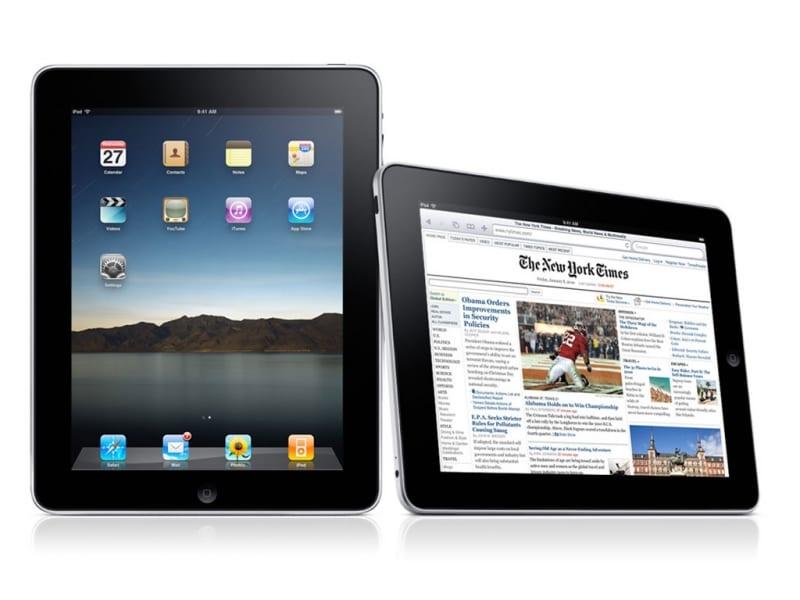 Apple iPad : Fiche Technique Complète
