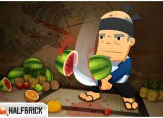 Jeu d'action pour iPad : Fruit Ninja, attention jeu addictif ! 3