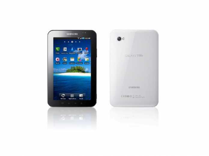 Samsung Galaxy Tab : Fiche Technique Complète 6