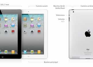 Apple iPad 2 : Fiche technique complète iPad 2 3