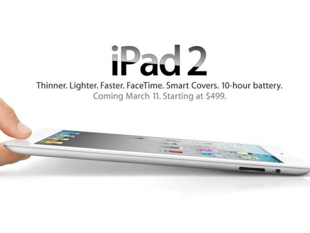 Comparer les prix de l'iPad 2 : Acheter l'iPad 2 moins cher