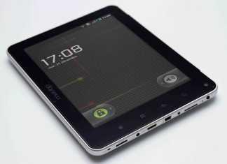 Dslide, la première tablette tactile de Danew 1