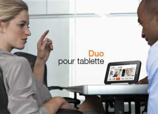"Forfait Tablette Tactile et Smartphone : Orange Business lance ""Duo pour tablette"" 4"