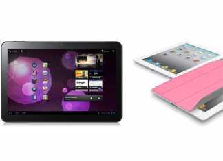 Prix de la Tablette Samsung Galaxy Tab 2 moins cher face à l'iPad 2 d'Apple