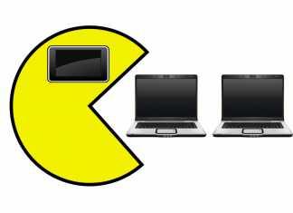L'arrivée des tablettes tactiles sur le marché menace les ventes de PC portables.
