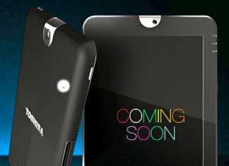 Tablette Toshiba Android HoneyComb 10.1 pouces annoncée supérieure à l'iPad 2 3