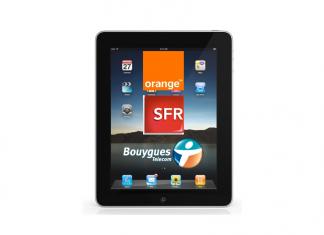 Abonnement iPad 3G : Comparer les prix des Forfaits pour iPad 3G
