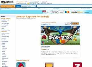 Amazon Appstore pour Android officellement en ligne, Apple riposte