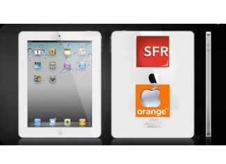 iPad 2 disponible à l'achat dès sa sortie chez SFR puis chez Orange