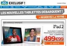 RueDuCommerce annonce l'arrivée des nouvelles tablettes Asus / Acer et Archos 2