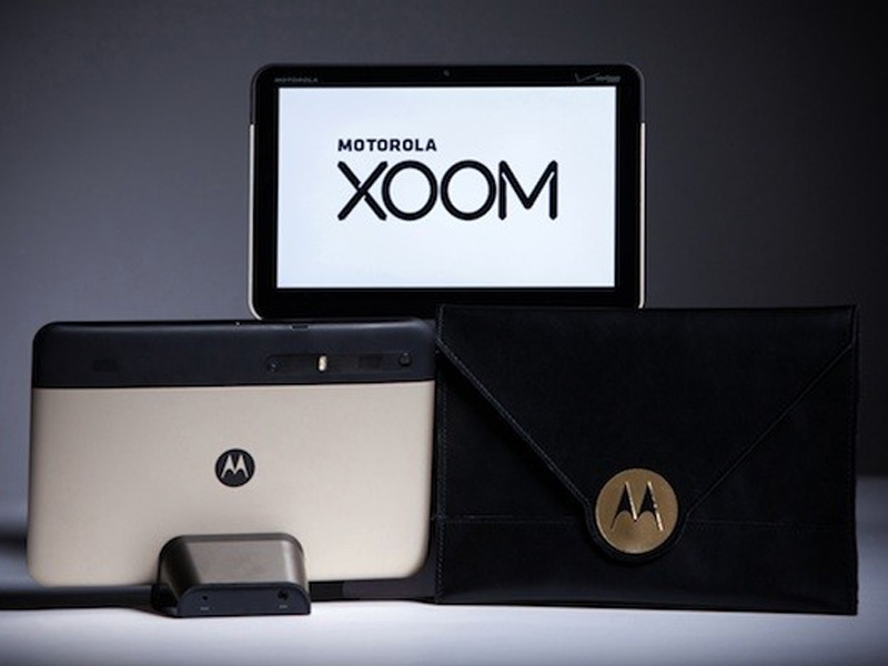 motorola annonce une tablette tactile 7 pouces. Black Bedroom Furniture Sets. Home Design Ideas
