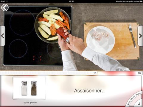 Cookineo : Devenir un chef cuisinier grâce à son iPad ! 4