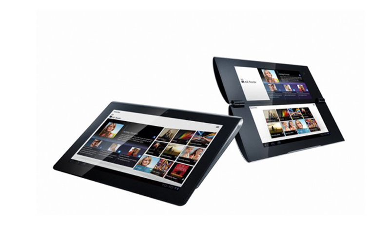 Tablettes tactile Sony S1 et S2 Android Honeycomb Officielles ! 10