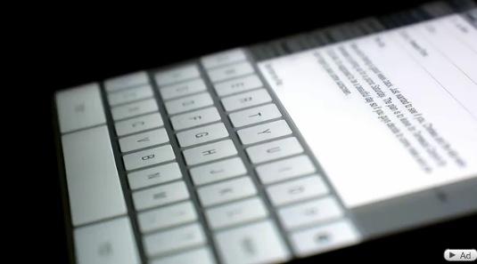 Publicité Officielle de l'iPad 2 (la première!) 2