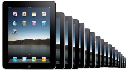 Location de tablettes pour les entreprises par IBM 2