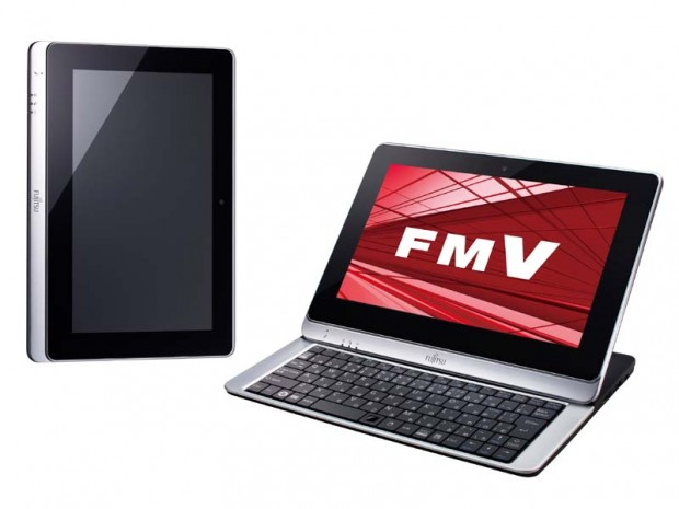 Tablette Fujitsu LifeBook TH40/D : Windows 7 et clavier coulissant 3