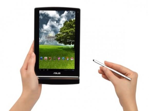 Asus EEE Pad MeMo 3D : une tablette 3D sans lunettes ! 2