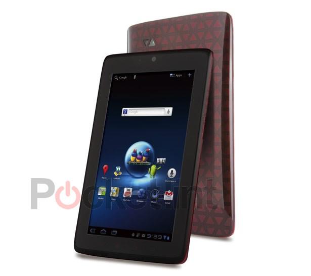 ViewSonic ViewPad 7x : une nouvelle tablette de 7 pouces sous Honeycomb